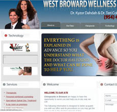Weston Website Design - SEO, Pembroke Website Design -SEO, Fort Lauderdale and Miami SEO, Dental firm Web design and SEO